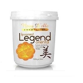 Lipo Capilar Oriental Legend Escova Progressiva Nova Delle