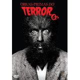Obras-primas Do Terror, V.6 (3 Dvds)