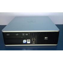 Desktop Hp Dc5800 - Core2duo E8400 - 2gb - 160gb - Dvd-rw