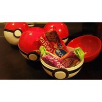 10 Pokebolas!!!! Increíble Dulcero Souvenirs De Pokemón