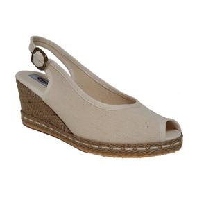 Sandalias De Mujer Con Taco Chino (303)
