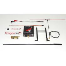 Dragonlink V3 Advanced Slim - Sistema Uhf 12ch C/ Telemetria