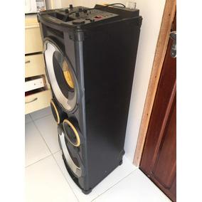 Caixa De Som Amplificada Philips