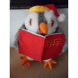 Peluche Buho Sugar Loaf Toys Souvenir Chrsitmas Navidad