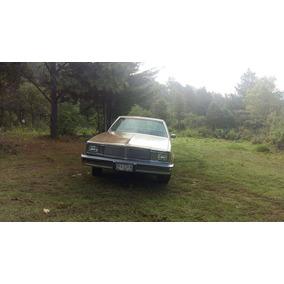 Chevrolet Malibu, 4 Puertas 6 Cilindros