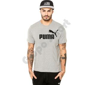 Camiseta, Camisa, Raglan - Puma 100% Algodão A Melhor