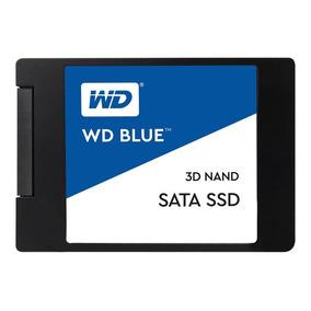 Hd 250g Wd Ssd 3d Blue Sata