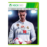 Juego Xbox 360 Fifa 18 Edición Legacy
