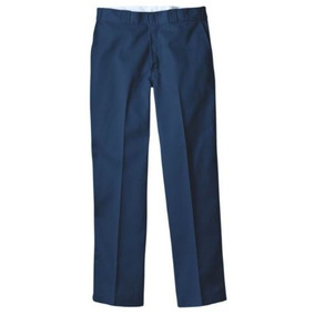 Dickies Men`s Original 874 Work Pant Navy 42w X 28l