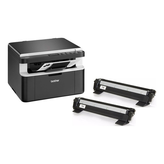 Impresora Brother Dcp 1617 Multifuncion Wifi + 2 Toner Extra