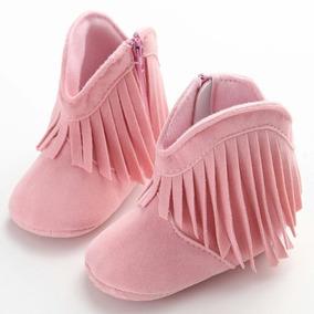 Bota Niña Frio Fiesta Elegante Bebé Zapatos Calzado Niños