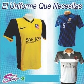 Uniformes Deportivos Sublimados Personalizados