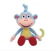 Pelúcia Macaco Botas Da Dora Aventureira Ty 30cms