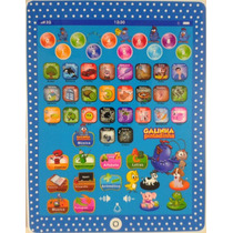 Tablet Infantil Galinha Pintadinha Multifunções Interativo
