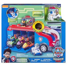 Paw Camión De Misiones Paw Patrol
