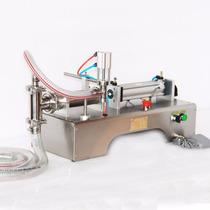 Maquina Llenadora De Liquidos Neumática De 10 A 300ml