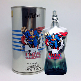 I Love Gaultier Le Male Superman 75ml Masculino | Original