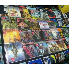 Iron Maiden Viniles De 7 Con 2 Canciones Number Aces Wasted
