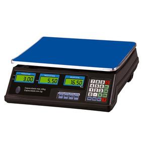Balança Eletrônica Digital Bivolt 40kg Frete Grátis