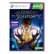 Fable The Journey Xbox 360 Mídia Física Lacrado Português