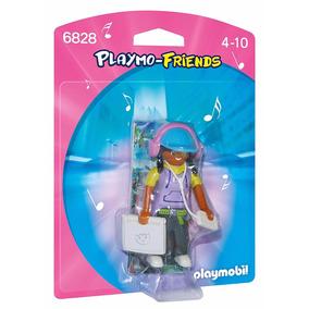 Playmobil Friends 6828 Chica Multimedia Educando