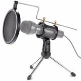 Soporte Mesa Tripode Para Microfono C/ Antipop Ps-5 Wn-024