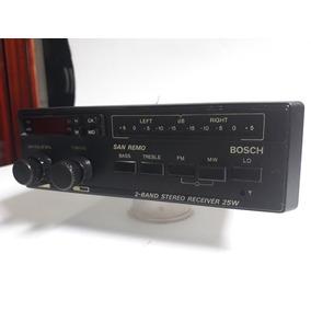 Radio Bosch Sam Remo Bosch Fusca Opala Puma Carros Antigos