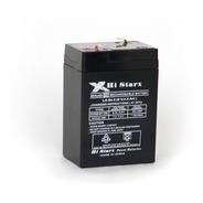 Bateria Gel 6v 4,5ah Luz Emergencia Recargable Hi Starx Auto