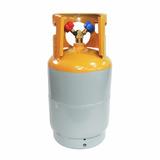 Tanque Recolhedor 13,6kg Recicladora Gás Refrigerante Aitcoo