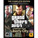 Juego Xbox 360 Gta Iv & Episodes From Liberty City
