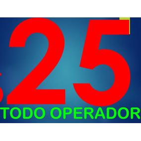 $ 25 Minuto Celular Voip Barato, 7,5 Recargas Linksys