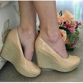 f08a9766b Sapato Luxuoso Territorio Nacional - Sapatos Ocre no Mercado Livre ...