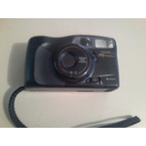 Maquina Fotográfica Yashica Mg Moto Antiga P/colecionador.