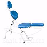 Cadeira Portátil Podologia - Ppkr2017