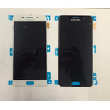 Display Original + Touch Samsung Galaxy A5 A510m 2016 Negra