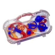 Maleta Kit Médico Mini Doutora  -paki Toys