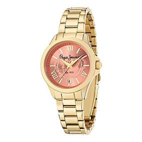 Pepe Jeans R Reloj De Pulsera De Cuarzo Para Mujer W17