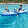Bote Rx-400 Raft Bestway Para 2 Pessoas + Remos + Inflador