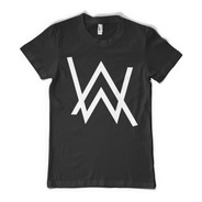 Remera Alan Walker Color Animal