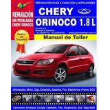 Manual De Chery Orinoco Español Y Diagramas Eléctricos