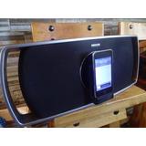 Docking Philips Parlante Dock Apple + Ipod 3ra 64 Gb