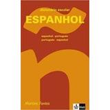 Livro Dicionário Escolar Espanhol Editora Martins Fontes