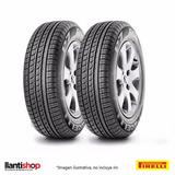 Paquete 2 Llantas 205/55r16 91v Pirelli P7