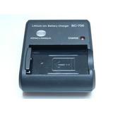 Cargador Konica Minolta Bc 700 Para Bateria Np 200 Genuino !