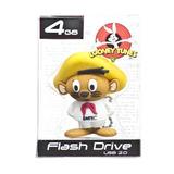 Mini Pen Drive Emtec - Looney Tunes- Speedy Ligeirinho 4gb