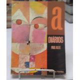 Diários - Paul Klee - Editora Martins Fontes
