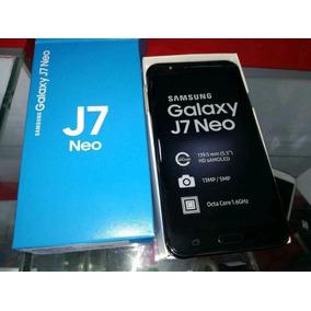 Samsung Galaxy J7 Neo Liberado Nuevo En Caja Negro