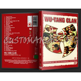 Dvd Wu-tang Clan Disciples Of The 36 Importado Ee.uu Hip Hop