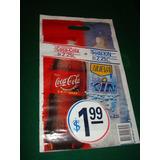 Coca Cola + Soda - Bolsa De Publicidad Usada