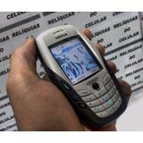 Celular Nokia 6600 Original Branco/preto ¨grito De Socorro ¨